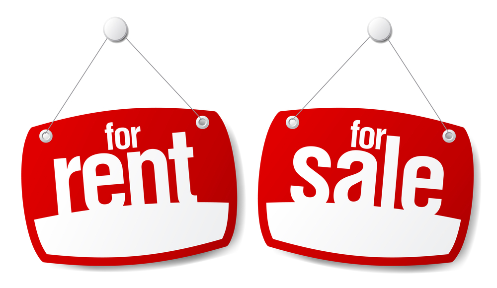 Rent or sell